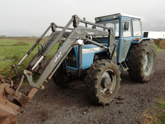 Landini 8500 DT