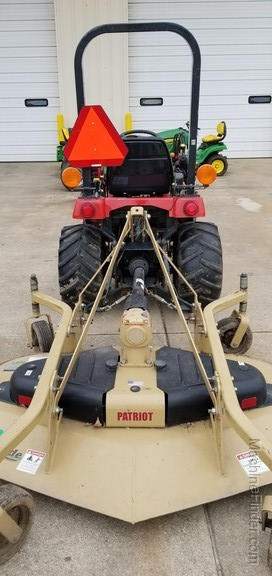 Photo of 2007 Massey Ferguson GC2300