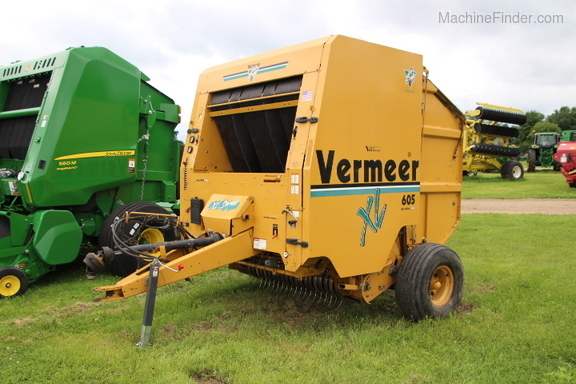 Tractor Central - 2002 Vermeer 605XL
