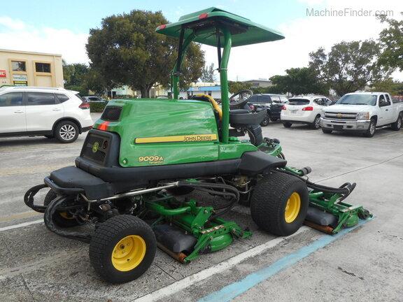 Pre-Owned John Deere 9009A in Boynton Beach, FL Photo 3