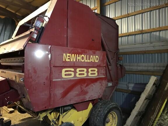 2002 New Holland 688-0