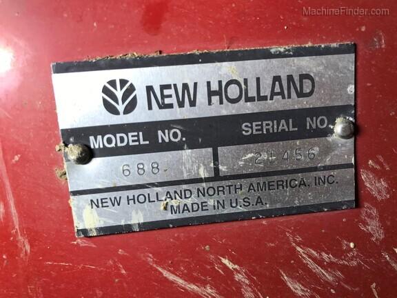 2002 New Holland 688-6