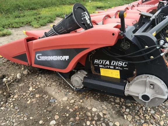 2012 Geringhoff Roto-Disc 8R36