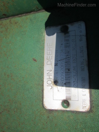 1996 John Deere 920 - Mower Conditioners - Athens, TN