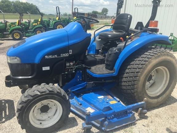New Holland TC40D