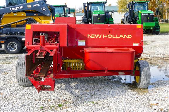 2000 New Holland 575-5