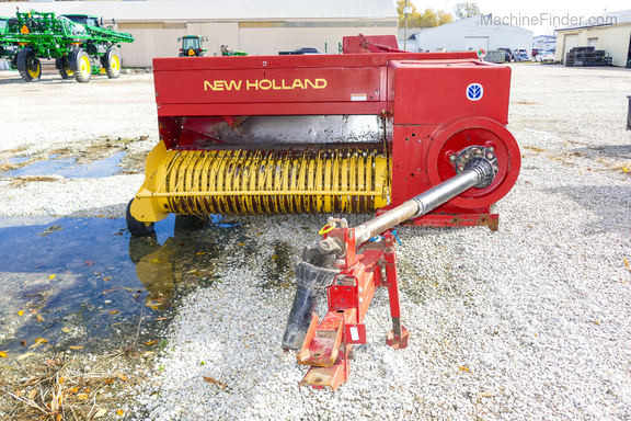2000 New Holland 575-4