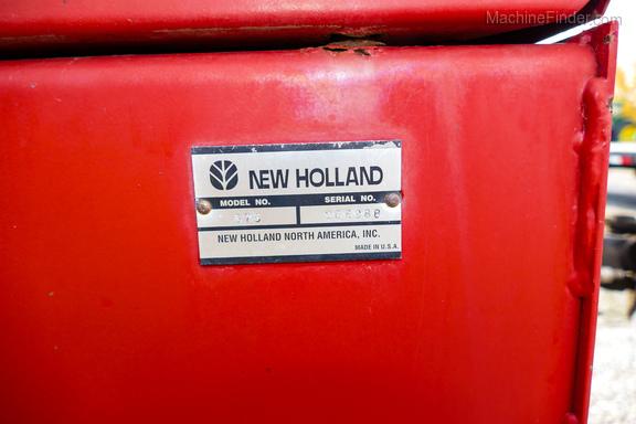 2000 New Holland 575-10