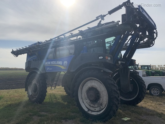 2018 New Holland SP.345F Image 3