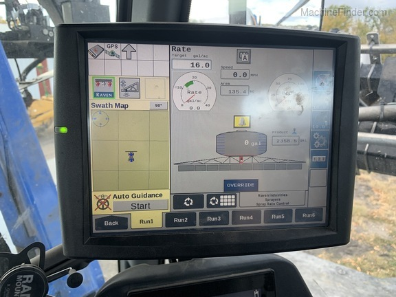 2018 New Holland SP.345F Image 24