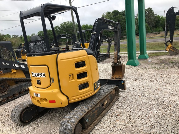 Pre-Owned John Deere 35G in Plant City, FL Photo 2