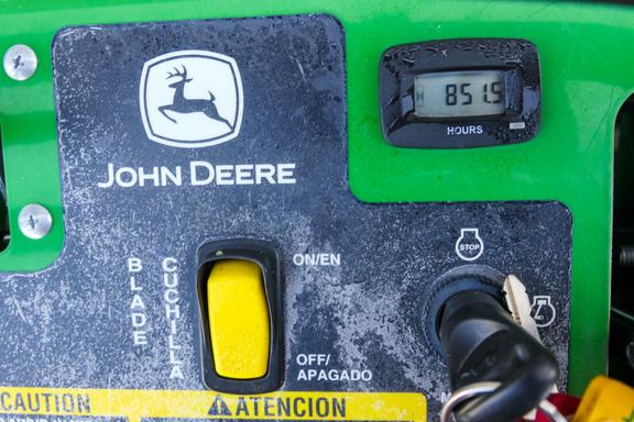 2018 John Deere 661R-7
