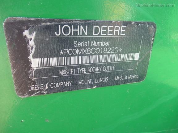 John Deere Mx8