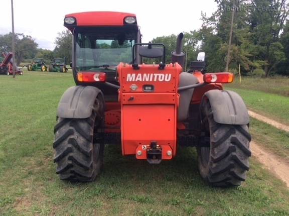 2012 Manitou MLT735-120LSU TURBO