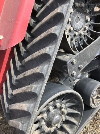 2008 Case IH Quadtrac 535