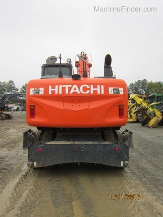 Hitachi ZX190W-5