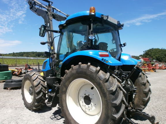 New Holland T6 120