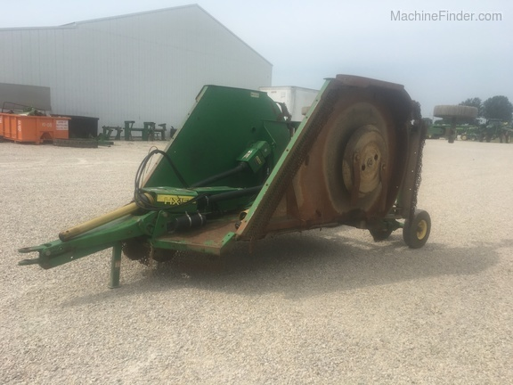 Photo of 2007 John Deere HX15
