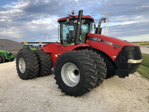 Case IH Steiger 500 HD