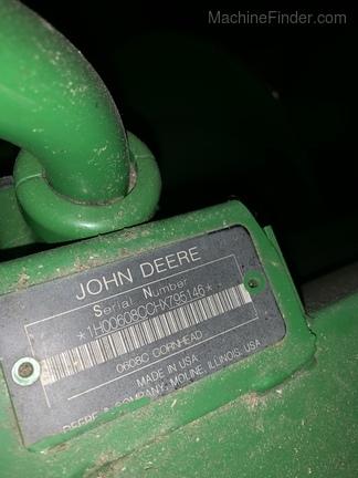 Photo of 2017 John Deere 608C