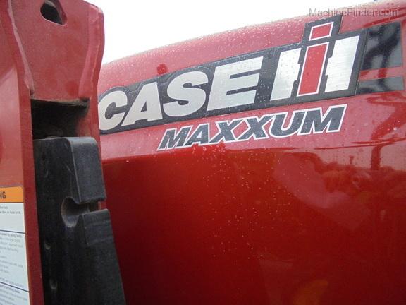 Case IH MAXXIUM 125