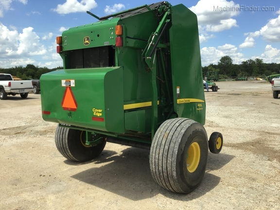 2015 John Deere 469 Silage Special Image 3