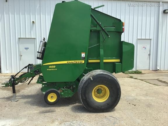 2015 John Deere 469 Silage Special Image 1