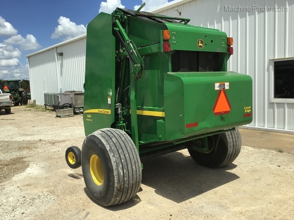 2015 John Deere 469 Silage Special Image 7