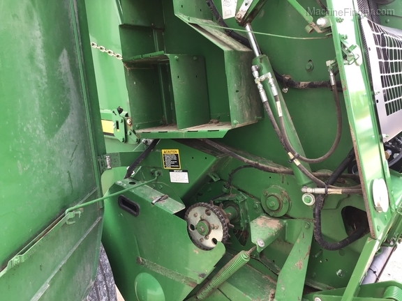 2015 John Deere 469 Silage Special Image 8