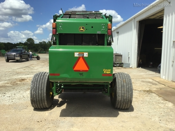 2015 John Deere 469 Silage Special Image 9