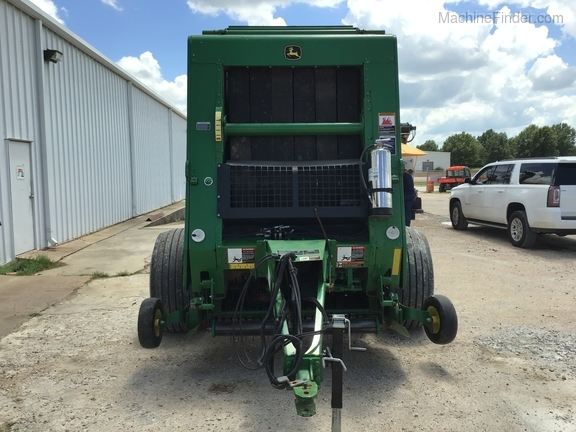 2015 John Deere 469 Silage Special Image 10