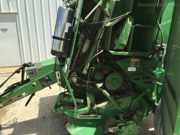 2015 John Deere 469 Silage Special Image 12