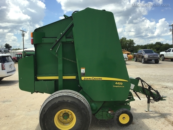 2015 John Deere 469 Silage Special Image 13