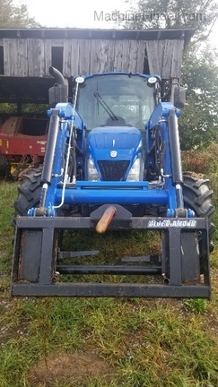 2016 New Holland T4.100 Image 6