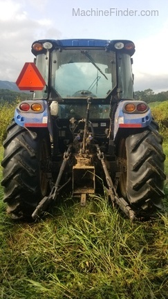 2016 New Holland T4.100 Image 9