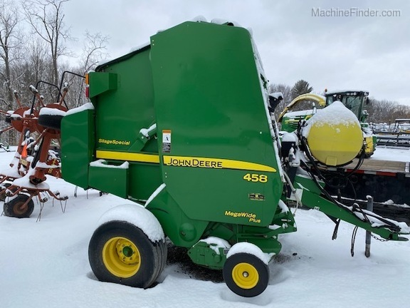 2012 John Deere 458 Silage Special Image 5