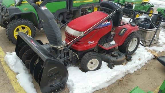 2004 Craftsman Gt5000 Garden Tractor : Craftsman gt lawn garden tractors for sale