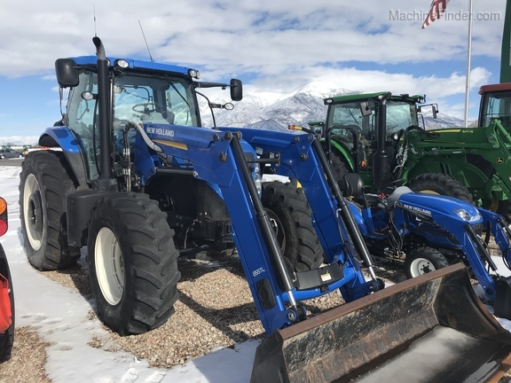 2011 New Holland T7.210 AutoCommand