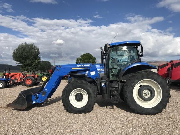 2011 New Holland T7 210 AutoCommand - Row Crop Tractors - John Deere  MachineFinder