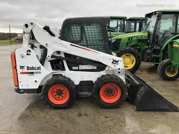 Bobcat S570
