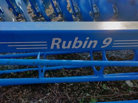 Lemken Rubin 9